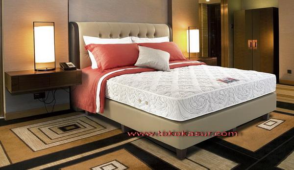 Alga spring bed for Divan 90x200