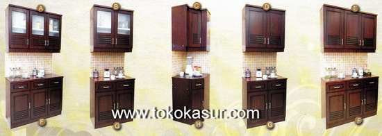 Index of klasifikasi gambar kitchenset new folder for Gambar kitchen set