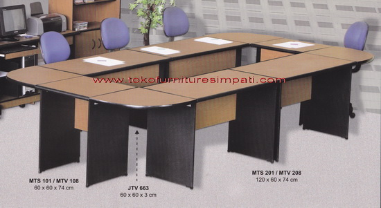 meja rapat murah, cheapest meeting table