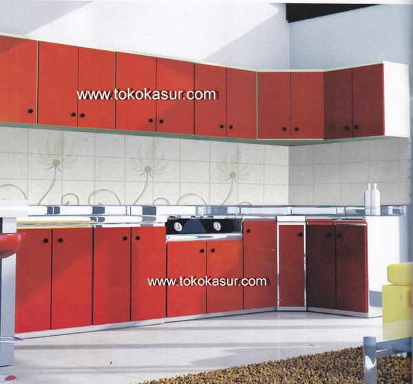 Kitchen Set Royal: Lemari Dapur